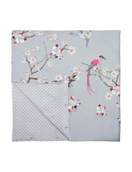 Flight Of The Orient Cotton Sham & Duvet Cover Set by Ted Baker London