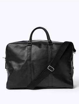 Saffiano Holdall by Marks & Spencer