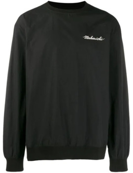 Embroidered Sweater by Maharishi