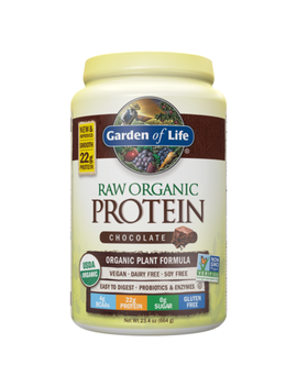 Garden Of Life Raw Organic Protein Chocolate by Well