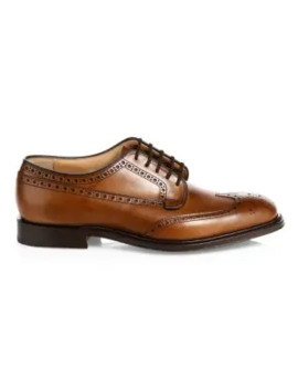 Thickwood Lace Up Wingtips by Church's