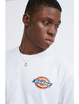 Dickies Uo Exclusive – Weißes T Shirt Mit Hufeisen Logo by Dickies Shoppen