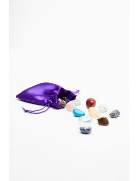 It's Only Natural 12 Pc Healing Stone Set by Nasty Gal