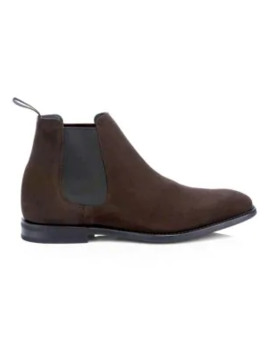 Prenton Suede Chelsea Boots by Church's