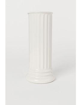 Висока ваза от керамика by H&M