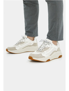 Urbaner Chunky   Sneaker Low by Pull&Bear