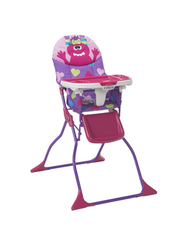 Cosco Simple Fold™ Deluxe High Chair, Monster Shelley by Cosco