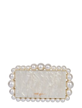 Cult Gaia Eos Box Clutch by Cult Gaia
