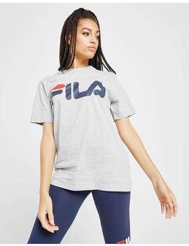 Fila Core Logo Boyfriend T Shirt by Jd Sports