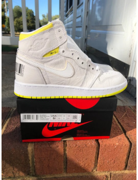 Nike Air Jordan I 1 Retro High Hi Og First Class Flight Gs by Jordan Brand  ×