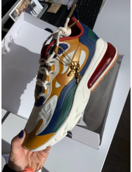 W Air Max 270 React La Edition by Nike  ×