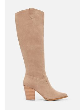 Ropa Western Tall Boot by Justfab