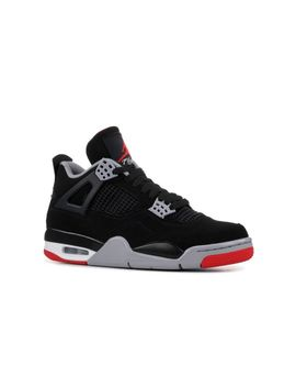 Nike Air Jordan 4 Retro Og 2019 'bred' Sneaker   308497 060 by Nike