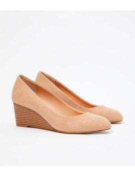 Modern Wedge Heels by Loft