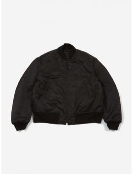 Aviator Jacket   Black by Engineered Garments