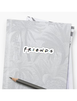 Friends Sticker by Whoisme