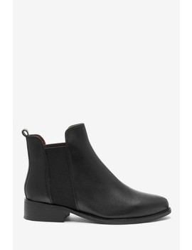 Forever Comfort® Leather Chelsea Boots by Next