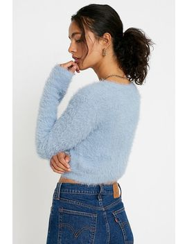 Uo   Gilet Boutonné Ultra Doux by Urban Outfitters