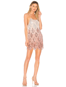 Dame Dress In Pink Champagne by Nbd
