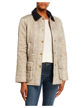 Beadnell Jacket In Diamond Polarquilt by Barbour
