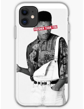 Fresher Than You I Phone Case & Cover by Febolton