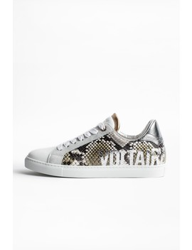 Zv1747 Wild Sneakers by Zadig & Voltaire