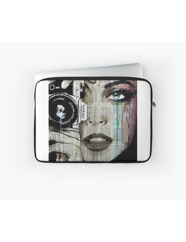 Zoom Laptop Sleeve by Loui  Jover