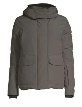 Blakely Hooded Parka by Canada Goose