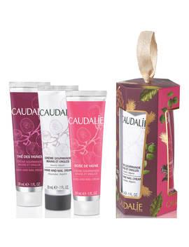 Caudalie Luxury Hand Cream Trio (Worth £16.00) by Caudalie