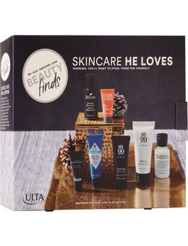 Skincare He Loves by Ulta