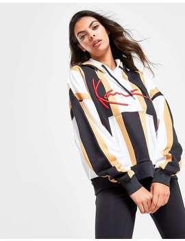 Karl Kani Signature Stripe Overhead Hoodie by Jd Sports