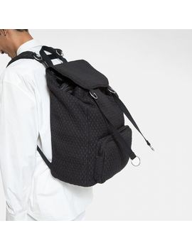 Raf Simons Topload Loop Black Matlasse by Eastpak