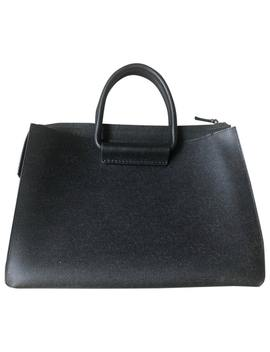 Leather Satchel by The Row
