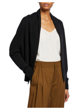 Cashmere Shawl Cardigan by Vince