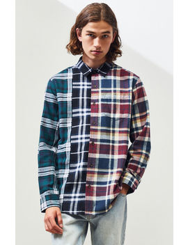 Pac Sun Dalip Plaid Flannel Shirt by Pacsun