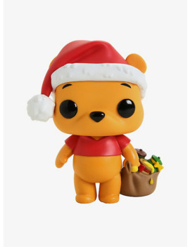 Funko Pop! Disney Holiday Winnie The Pooh Vinyl Figure by Box Lunch
