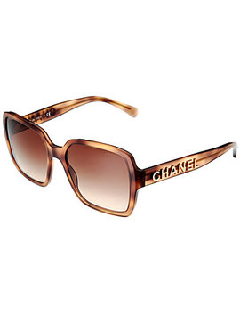 Chanel Women's Ch5408 1660/S5 56mm Sunglasses by Chanel