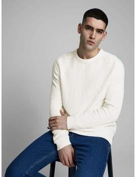 Core Textured Sweater by Jack & Jones
