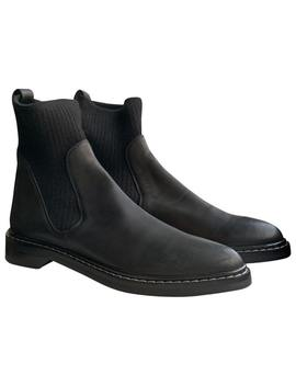 Leather Ankle Boots by The Row