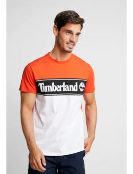 Cut & Sew Tee   T Shirt Print by Timberland