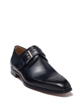 Stelvio Buckle Loafer by Magnanni