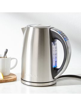Cuisinart ® Perfec Temp™ Cordless Programmable Kettle by Crate&Barrel