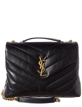 Saint Laurent Small Lou Lou Matelasse Y Leather Shoulder Bag by Saint Laurent