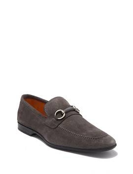 Voto Suede Loafer by Magnanni