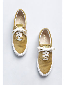Just Kickin' It Corduroy Sneaker by Keds