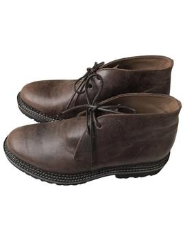 Leather Boots by Brunello Cucinelli