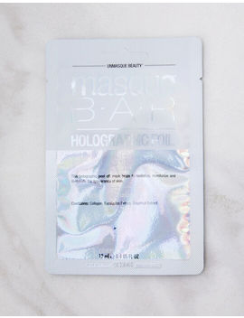 Masque Bar Holographic Foil Peel Off Mask by Tilly's