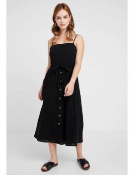 Maxi Dress − Fitted Waist by Miss Selfridge Petite