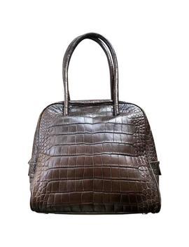 Leather Handbag by Jil Sander