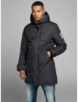 Ryan Water Repellent Parka by Jack & Jones